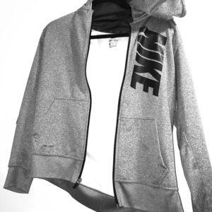 Other - Boys Grey Nike Jacket